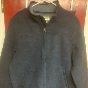 L.L Bean Fleece Jacket (Large/Like New)